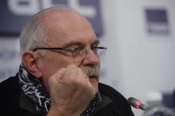Михалков отреагировал на выступление Райкина