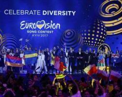 Определены первые 10 финалистов конкурса «Евровидение-2017»