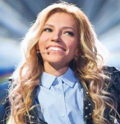Юля Самойлова расплакалась после «Евровидения»