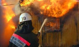В России пять человек погибли при пожаре