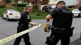 В США расстреляли полицейского