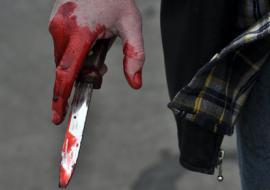 Во Франции мужчина устроил резню на улице