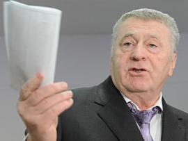 Жириновский сделал прививку от коронавируса
