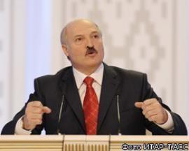 В Белоруссии объявили победителя президентских выборов